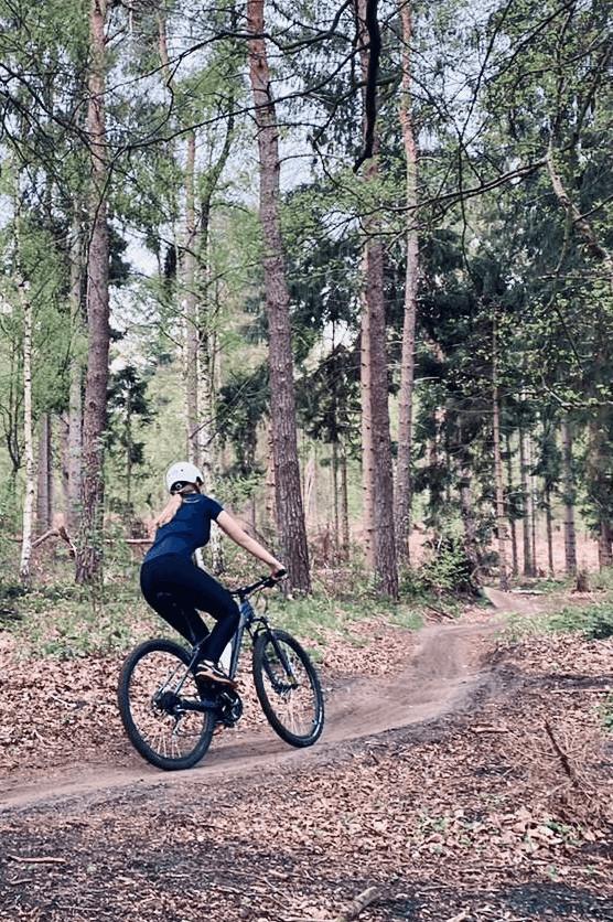 Mountainbiken Lage Vuursche